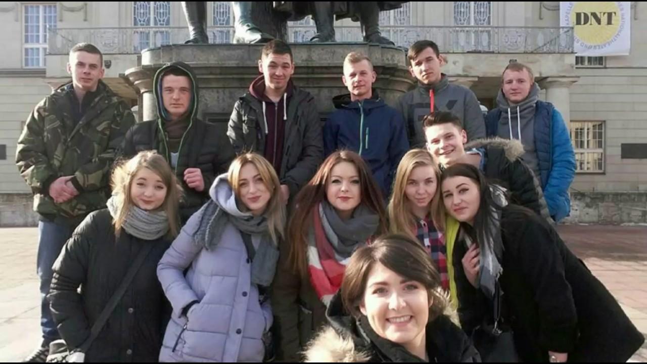 Odbyte Staże zawodowe w Erfurcie i Sewilli uczniów RCSZ w Tarnowie