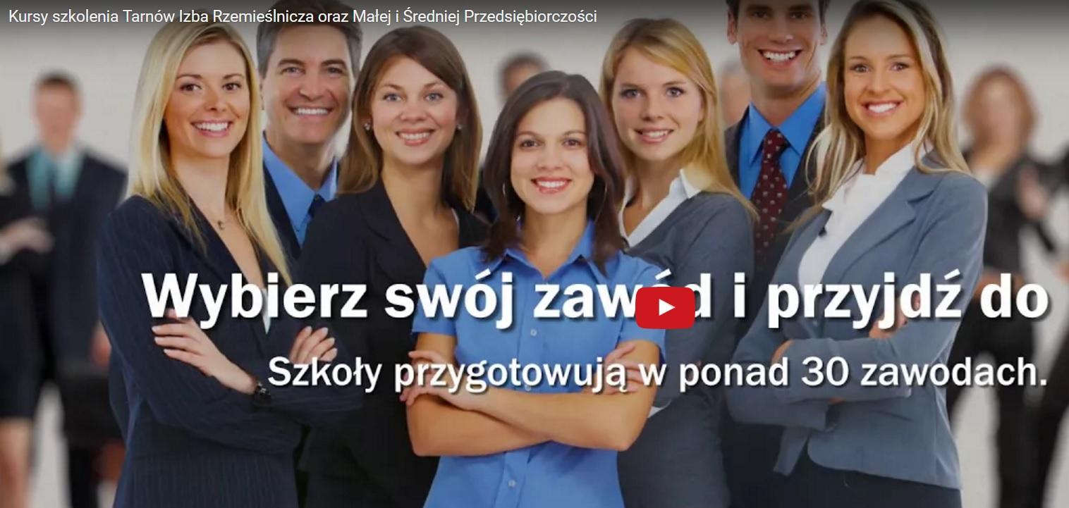 Kursy szkolenia Tarnów Izba Rzemieślnicza oraz Małej i Średniej Przedsiębiorczości