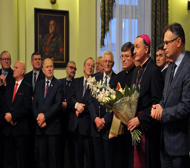 Opłatek Rzemiosła Diecezji Tarnowskiej 2018