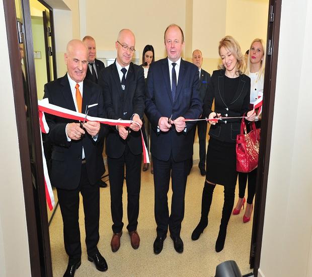 Uroczyste otwarcie  Centrum Kształcenia Ustawicznego i Zawodowego EDUKATOR.