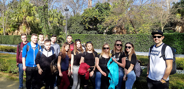 Sevilla zwiedzanie