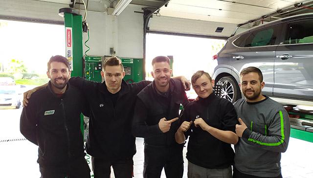 Sevilla mechanicy